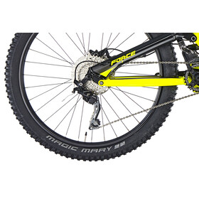 "GT Bicycles Force AL Sport Full suspension mountainbike 27,5"" geel"